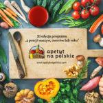 5 porcji warzyw, owoców lub soku – Start XI edycji programu