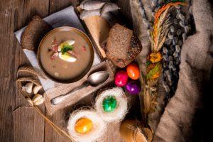 Staropolska Wielkanoc: Jak ucztowano w szlacheckim dworze?
