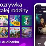 Audiobooki dla całej rodziny na każdą porę roku