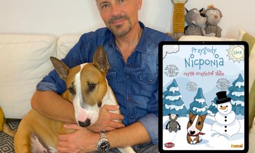 Krzysztof Ibisz wydał audiobooka dla dzieci